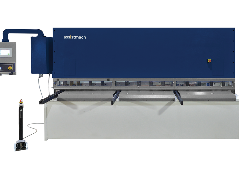 ASSISTMACH S-CUT Swing Beam Shears